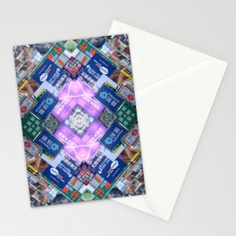 Hong Kong Kaleidoscope 03 Stationery Cards