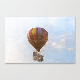rising SEALevel Canvas Print