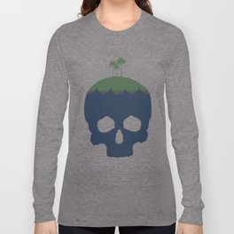 Bone Island Long Sleeve T-shirt