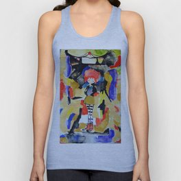 Urban Lights Unisex Tank Top