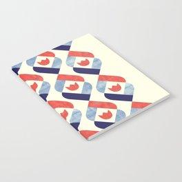 Dutch Tulip Notebook