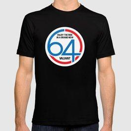 64 Valiant - Slogan T-shirt