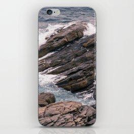 Observatory Rocks iPhone Skin
