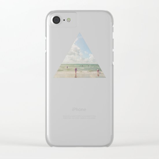 Nature's Playground Clear iPhone Case