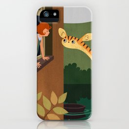 Come Outside iPhone Case