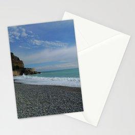 Nice, France: Castel Beach Stationery Cards