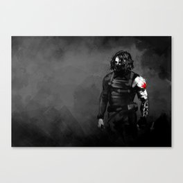 Who the hell is Bucky? Canvas Print