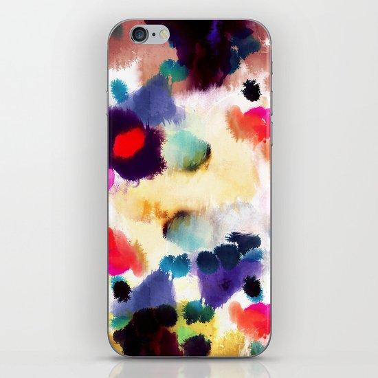 Ink Mix II iPhone & iPod Skin