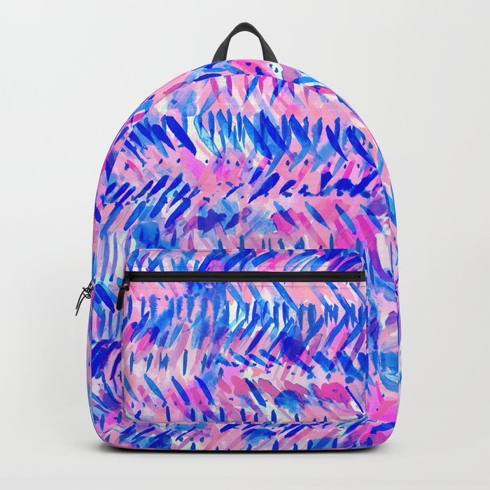 Fervor (Blue) Backpack