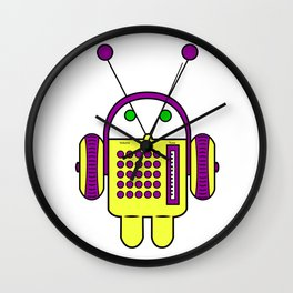 Andy radio Wall Clock