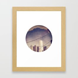 Sutro 1 Framed Art Print