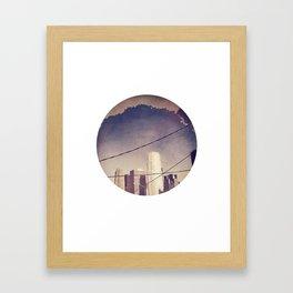 Sutro 1 Framed Art Print