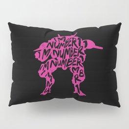 Dva I am number One Pillow Sham