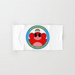 Rainbow Monkey Friendly Friend Club! Hand & Bath Towel