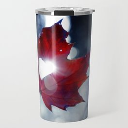 My heart lives in Nature! Travel Mug