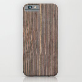 Atoni West Timor Amanatun Indonesian Wrap for Woman Print iPhone Case