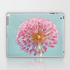 Pink Allium Laptop & iPad Skin