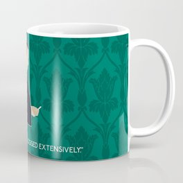 The Lying Detective - Mycroft Holmes Coffee Mug