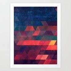 ryky Art Print