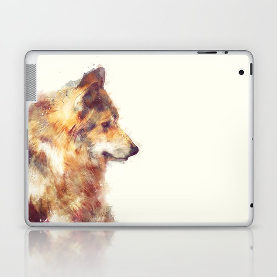 Wolf // True Laptop & iPad Skin
