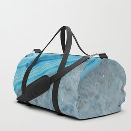 Blue Gem Duffle Bag