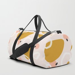 Abstract Fall III #society6 #abstractart Duffle Bag