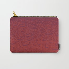Persian calligraphy Carry-All Pouch