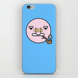 smokey joe iPhone Skin