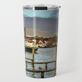 Henley on Thames Riverside Travel Mug