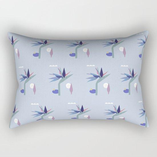 Return from Paradise Rectangular Pillow