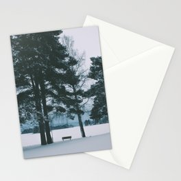 Winter IV Stationery Cards