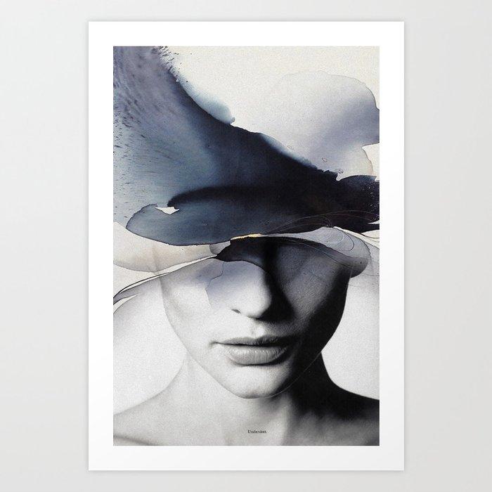 Blue Dream Kunstdrucke