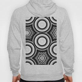 Mandala pattern Hoody