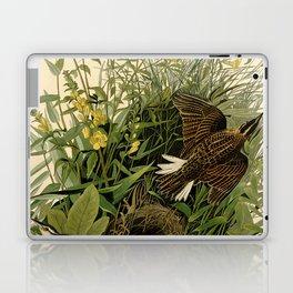 Meadow Lark (Sturnella magna) Laptop & iPad Skin