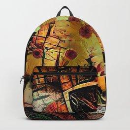 Gerbera Daisies Backpack