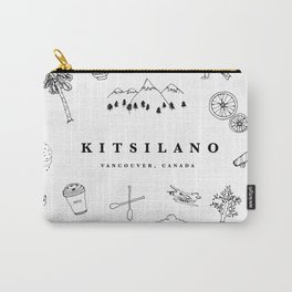 Kitsilano Vancouver Carry-All Pouch