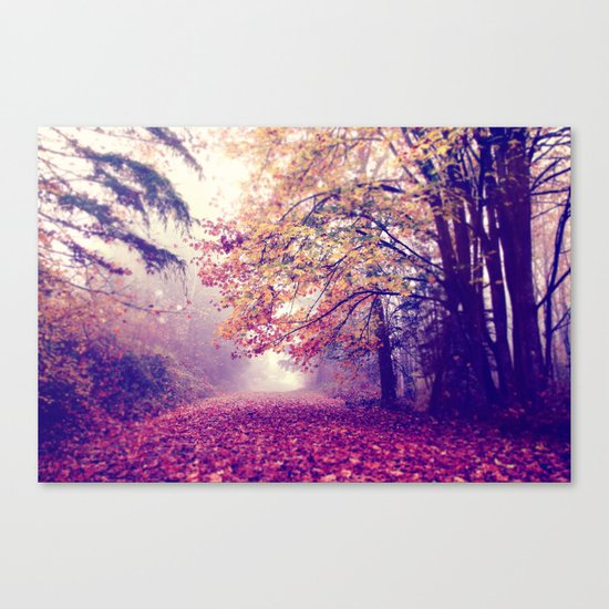 oh darling, lets be adventurous Canvas Print