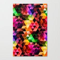Visual Canvas Print