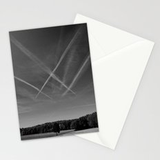 Tic Tac Toe Stationery Cards