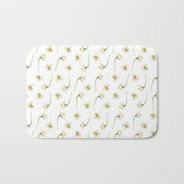 Dancing Daffodils Bath Mat