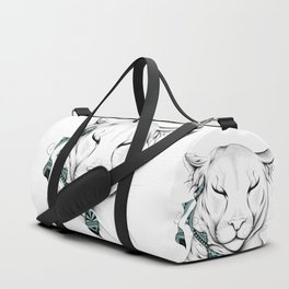Poetic Cougar Duffle Bag