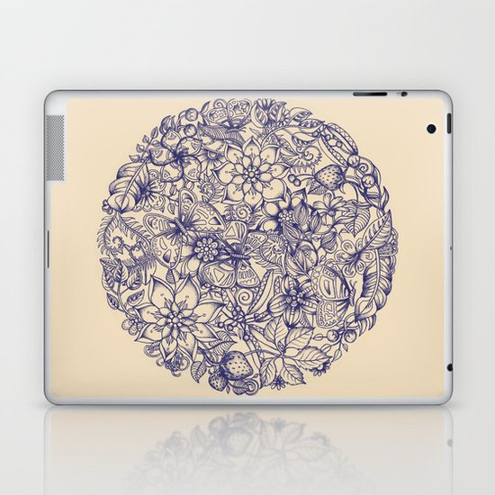 Circle of Friends Laptop & iPad Skin