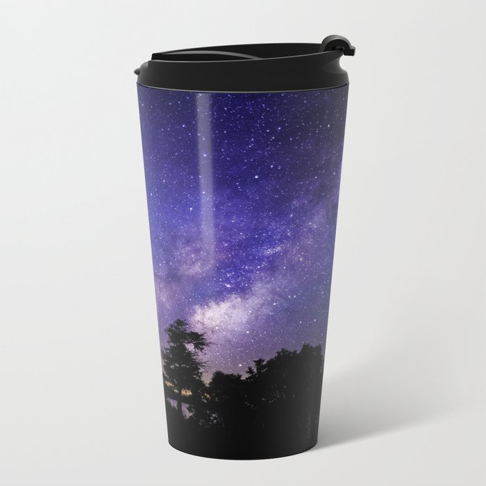 Home Away From Home II Metal Travel Mug