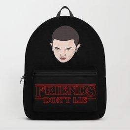 Los amigos no mienten Backpack