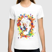 marylin monroe T-shirts featuring Marylin Monroe by Psyca