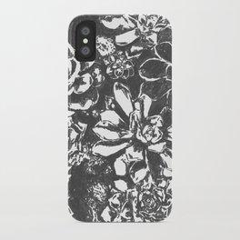 Garden of Stone iPhone Case