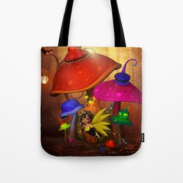 Fairy Forest Tote Bag
