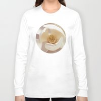 magnolia Long Sleeve T-shirts featuring Magnolia by Esther Ní Dhonnacha