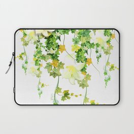 Watercolor Ivy Laptop Sleeve