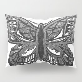 The Beauty in You - Butterfly #2 #drawing #decor #art #society6 Pillow Sham